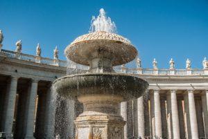 מזרקה ברומא