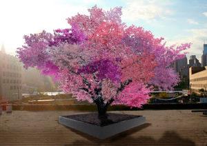 עץ הפירות המרובים